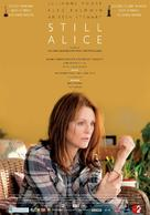Still Alice - Belgian Movie Poster (xs thumbnail)