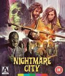 Incubo sulla città contaminata - British Blu-Ray cover (xs thumbnail)