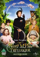 Nanny McPhee and the Big Bang - Danish DVD cover (xs thumbnail)