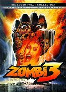 Zombi 3 - DVD cover (xs thumbnail)