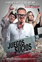 Cheap Thrills - Spanish Movie Poster (xs thumbnail)