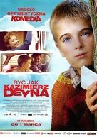 Byc jak Kazimierz Deyna - Polish Movie Poster (xs thumbnail)