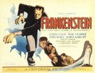 Frankenstein - Movie Poster (xs thumbnail)
