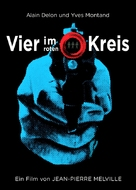 Le cercle rouge - German DVD movie cover (xs thumbnail)
