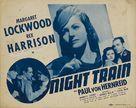 Night Train to Munich - Movie Poster (xs thumbnail)