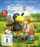 Der kleine Rabe Socke - German Blu-Ray cover (xs thumbnail)