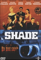 Shade - German DVD movie cover (xs thumbnail)