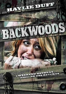 Backwoods - DVD movie cover (xs thumbnail)