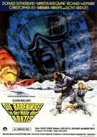 Bear Island - German Movie Poster (xs thumbnail)