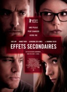 Side Effects - French Movie Poster (xs thumbnail)