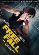 Free Fall - DVD cover (xs thumbnail)