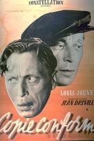 Copie conforme - French Movie Poster (xs thumbnail)
