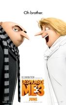 Despicable Me 3 - Advance movie poster (xs thumbnail)