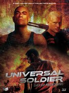 Universal Soldier: Day of Reckoning - Austrian Blu-Ray cover (xs thumbnail)
