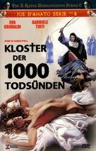 La monaca del peccato - German Movie Cover (xs thumbnail)