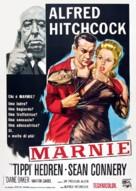 Marnie - Italian Theatrical movie poster (xs thumbnail)