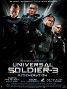 Universal Soldier: Regeneration - Indonesian Movie Poster (xs thumbnail)