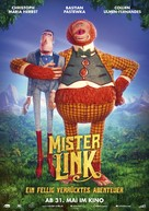 Missing Link - Austrian Movie Poster (xs thumbnail)