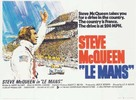 Le Mans - Movie Poster (xs thumbnail)