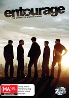 """""""Entourage"""" - Australian DVD movie cover (xs thumbnail)"""
