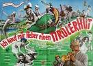Ich kauf' mir lieber einen Tirolerhut - German Movie Poster (xs thumbnail)
