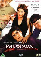 Saving Silverman - Danish Movie Cover (xs thumbnail)