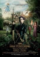 Miss Peregrine's Home for Peculiar Children - Italian Movie Poster (xs thumbnail)