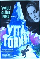 The White Tower - Swedish Movie Poster (xs thumbnail)