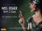 Miss Fisher & the Crypt of Tears - Australian Movie Poster (xs thumbnail)