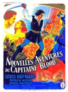 Fortunes of Captain Blood - French Movie Poster (xs thumbnail)