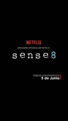 """Sense8"" - Argentinian Movie Poster (xs thumbnail)"