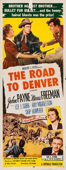The Road to Denver - Movie Poster (xs thumbnail)