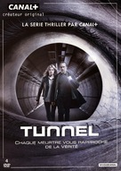 """""""The Tunnel"""" - French DVD cover (xs thumbnail)"""