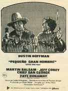 Little Big Man - Spanish poster (xs thumbnail)