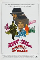 McCabe & Mrs. Miller - Movie Poster (xs thumbnail)