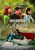 Peindre ou faire l'amour - Italian Movie Poster (xs thumbnail)
