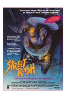 Street Trash - Video release movie poster (xs thumbnail)