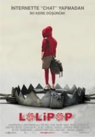 Hard Candy - Turkish Movie Poster (xs thumbnail)