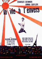 La vie à l'envers - French Movie Poster (xs thumbnail)