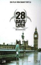 28 Days Later... - German Blu-Ray cover (xs thumbnail)