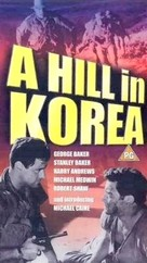 A Hill in Korea - VHS movie cover (xs thumbnail)
