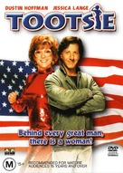 Tootsie - Australian Movie Cover (xs thumbnail)