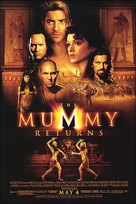 The Mummy Returns - Movie Poster (xs thumbnail)