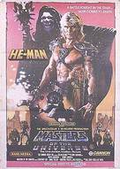 Masters Of The Universe - Indian Movie Poster (xs thumbnail)