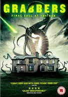 Grabbers - British DVD cover (xs thumbnail)