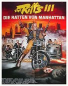 Rats - Notte di terrore - German Movie Poster (xs thumbnail)