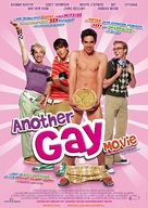 Another Gay Movie - German Movie Poster (xs thumbnail)