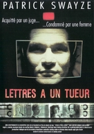 Letters from a Killer - French DVD cover (xs thumbnail)