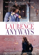 Laurence Anyways - Austrian Movie Poster (xs thumbnail)