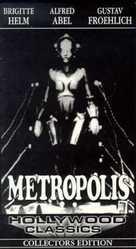 Metropolis - VHS movie cover (xs thumbnail)